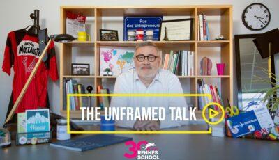 Rennes School of Businnes The Unframed Talk Thomas FROEHLICHER